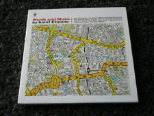 Saint Etienne More Words and Music 2 CD USA Edition