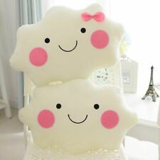 Infant Pillow Cartoon Cloud Baby Plush Bedding Crib Decor Newborn Pillow Cushion