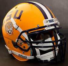 Schutt ROPO-DW Football Helmet Facemask - LSU TIGERS