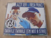 Jazzy Jeff & Fresh Prince:  Twinkle Twinkle    CD Single     NM