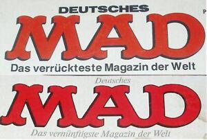 MAD - Das verrückteste Magazin der Welt  - bis Heft Nr.: 149 - zum Auswählen