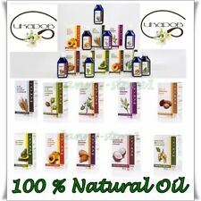 IKAROV 100 % Natural Oil - Argan Avocado Coffee Rosehip Olive Almond Coconut