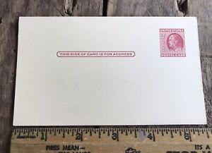 USPS POSTAL CARD 1951 BENJAMIN FRANKLIN 2 CENT UNUSED Lot Of 21