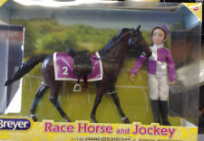 Breyer Collectable Classic Size Race Horse and Jockey