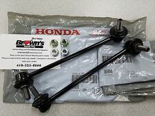 NEW GENUINE HONDA RIDGELINE REAR SWAY STABILIZER BAR END LINK SET 2006-2014