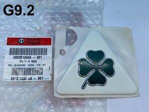 New Genuine OEM Alfa Romeo MiTo Cloverleaf Right DX Wing Badge 50518846
