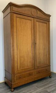Impressive Antique French Two doors  Armoire  Wardrobe