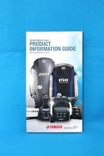 2013 Yamaha Marine Outboard Product Information Guide Lit-18468-00-13