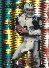 1995 Excalibur TekTech Dallas Cowboys Football Card #1 Troy Aikman
