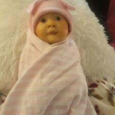 Reborn baby girl used