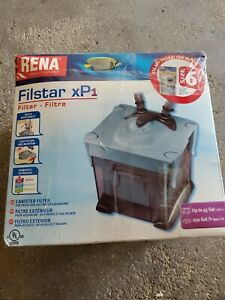 RENA Filstar XP1  canister filter set.