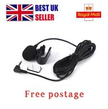 Microphone For Car Bluetooth Handsfree, Car Stereo, Radio,3m Cable, 3.5mm Jack,