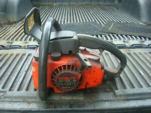 Good Condition Vintage Homelite Super 240 Classic Chain Saw Power Head