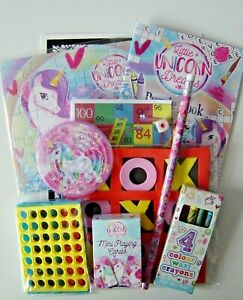 Activity Set / Party Bag, kids wedding travel, themed childrens 10 item pack NEW