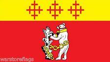 WARWICKSHIRE COUNTY FLAG WARWICK 5 X 3 ENGLAND UK