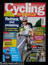 CYCLING WEEKLY - DRAGON RIDE SPORTIVE - AUG 23 2007