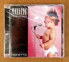 Zucchero Fornaciari , Rispetto  ( CD-SACD-Hibrid )