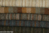 """HAND DYED RUG HOOKING WOOL Mill-Dyed ~ """"MAGDALENA'S STRIPES"""" (Collection-I)"""