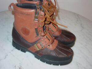Polo Ralph Lauren Brown Boots for Women