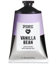 Victorias Secret PINK Vanilla Bean Body Creme ~3.4 fl. oz