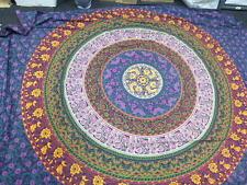 Large Hippie Tapestry, Hippy Mandala Bohemian Tapestries, Indian Dorm Decor, Psy