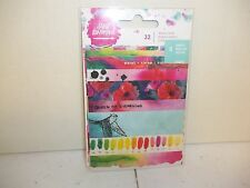 JANE DAVENPORT PAINT PHRASE WASHI BOOK