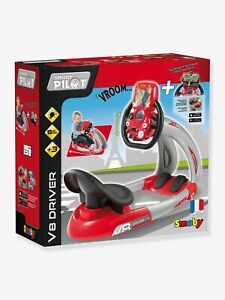Children Plug And Play Car Power Drive Simulation Video Game Racing Games