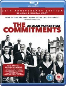 The Commitments (Robert Arkins) Anniversary Edition Region B Blu-ray