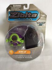 Zibits Mini RC Robot Biz NIP