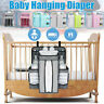 7 Colors Baby Hanging Diaper Caddy Organizer Diaper Stacker for Changing  HH