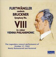 Wilhelm Furtwängler, A. Bruckner - Symphony 8 [New CD]