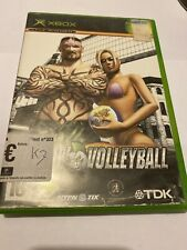 😍 jeu xbox 1 ere generation pal fr complet outlaw volley-ball sport beach