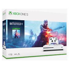 Microsoft Xbox One S Battlefield V 1TB White Console