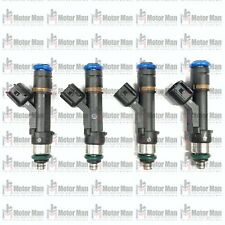 Motor Man | 0280158105 7L5G-AB Fuel Injector Set 2007 2008 Ford Escape 2.3L