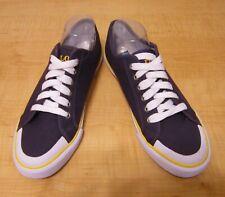 Polo Ralph Lauren Navy Canvas Shoes ~ Men Sz 10.5 ~ NEW