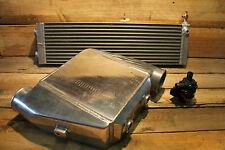 Premium Aluminium Barrel Water to Air Intercooler Kit Drag Series