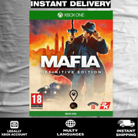 Mafia: Definitive Edition Xbox One NO CD/KEY🎮(Read Description) 5 Sec delivery