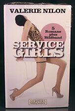 Service Girls - 5 Romane plus Bildband - Erotik-Buch von Valerie Nilon OVP NEU