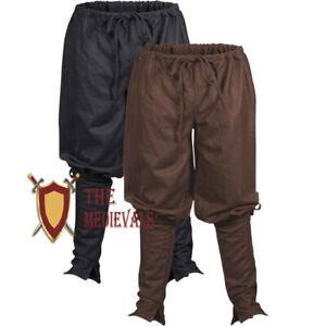 Ketill Cotton Pants Medieval Renaissance Lagging pair of pants cotton Larp SCA