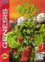 Ooze - Authentic Sega Genesis Game