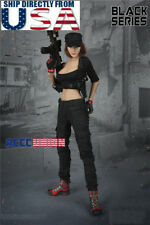 1/6 Tactical Army Military Combat Suit Set For PHICEN Hot Toys Female Figure USA