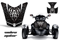 AMR Racing CanAm BRP RS Spyder Hood Graphic Kit Wrap Roadster Sticker Decal WM K