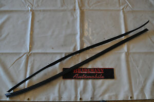 VW Polo 6N Original Dichtung Reling Dach links & rechts