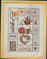 Elsa Williams Sentimental Journey Michael LeClair Counted Cross Stitch Kit 02045