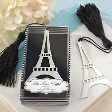 5 Marque-page Marque Page La Tour Eiffel Motif Accessoire Pour Livres 21x5.6cm