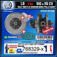 CHRA Melett Golf 1.9 TDI 100 110 115 ATD AFN AUY AJM Turbo 454232-1|3|4|5 768329
