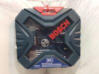 Bosch MS4034 34-Piece Drill and Drive Bit Set 34-Piece Set