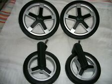 SilverCross Pioneer Complete set of Replacement Chrome wheels,