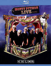 MONTY PYTHON LIVE (MOSTLY) (Blu-ray Disc, 2014) New / Sealed / Free Shipping