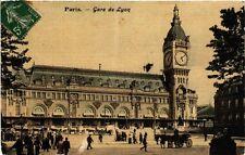 CPA PARIS (12e) - Gare de Lyon (218671)